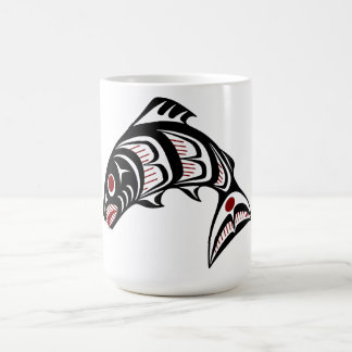 Northwest Pacific coast Haida art Coffee Mug