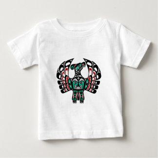 Northwest Pacific coast Haida art Thunderbird Baby T-Shirt