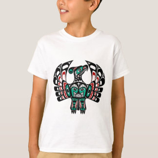 Northwest Pacific coast Haida art Thunderbird T-Shirt