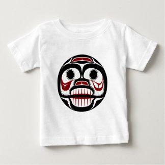 Northwest Pacific coast Haida Weeping skull Shirts