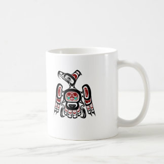 Northwest Pacific coast Kaigani Thunderbird Coffee Mug
