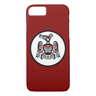 Northwest Pacific coast Kaigani Thunderbird iPhone 7 Case