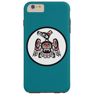 Northwest Pacific coast Kaigani Thunderbird Tough iPhone 6 Plus Case