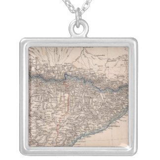 Northwest Spain and Portugal Silver Plated Necklace