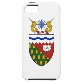 Northwest Territories (Canada) Coat of Arms iPhone 5 Case