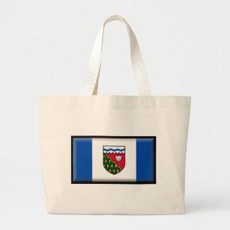 Northwest Territories (Canada) Flag Bag