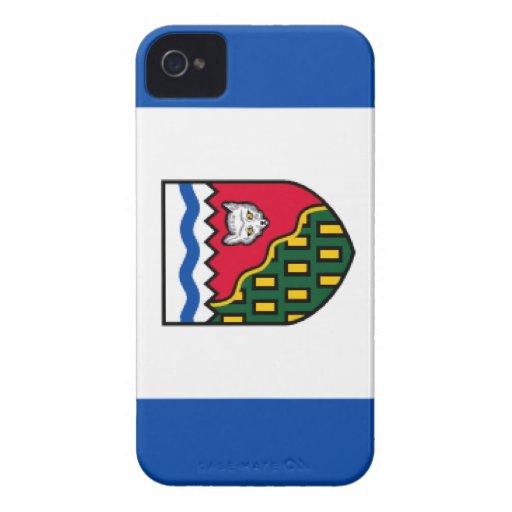 Northwest Territories (Canada) Flag iPhone 4 Cover