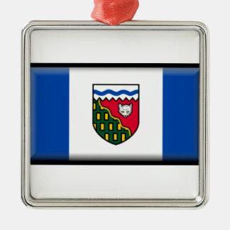 Northwest Territories (Canada) Flag Ornament