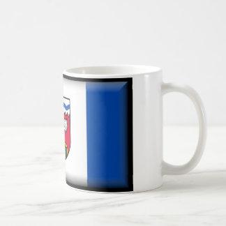 Northwest Territories (Canada) Flag Coffee Mugs