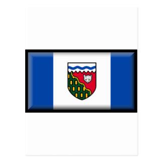 Northwest Territories (Canada) Flag Post Cards