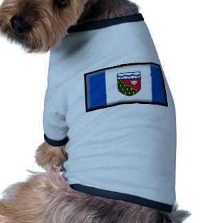 Northwest Territories Dog Shirt