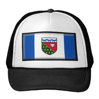 Northwest Territories Flag Mesh Hat