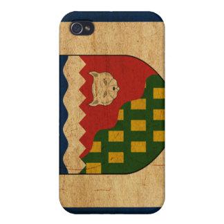 Northwest Territories Flag Case For iPhone 4