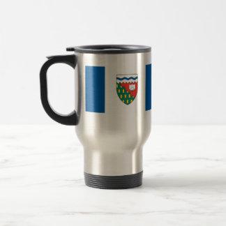 Northwest Territories flag Coffee Mugs