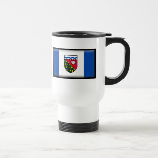 Northwest Territories Flag Coffee Mug