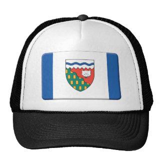 Northwest Territories Flag PERSONALIZE Trucker Hat
