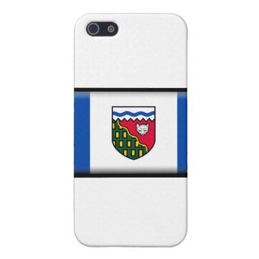 Northwest Territories iPhone 4 Case