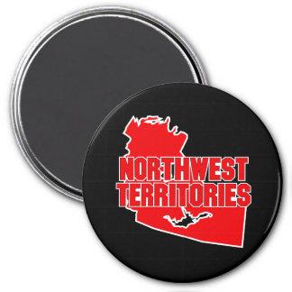 Northwest Territories Refrigerator Magnets