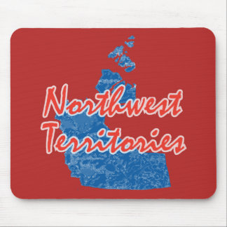 Northwest Territories Mouse Mat