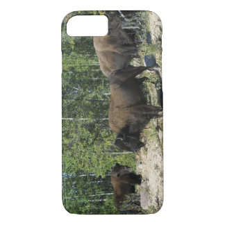 Northwest Territories. Wood Buffalo National iPhone 8/7 Case