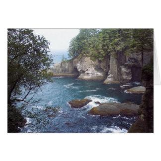 Northwest USA-Washington State Card