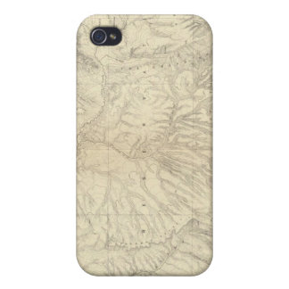 Northwestern Colorado and part of Utah 2 Case For iPhone 4