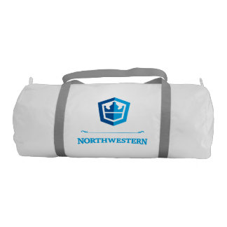 Northwestern Crew - Ready to Board Gym Bag