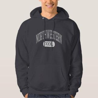 Northwestern - Dark Hoodies