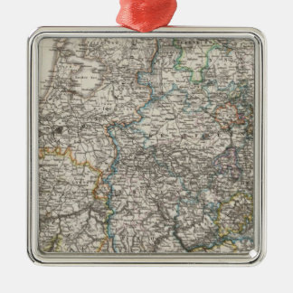 Northwestern Germany and the Netherlands Christmas Ornament