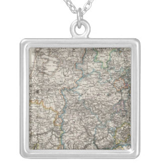 Northwestern Germany and the Netherlands Silver Plated Necklace