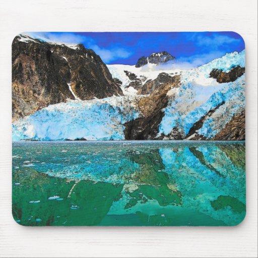 Northwestern Glacier Mouse Pads