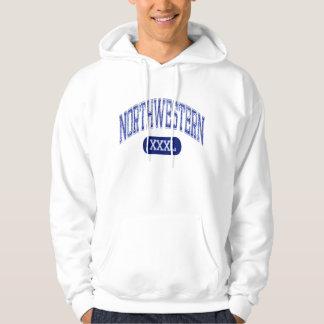Northwestern - Light Hoodie