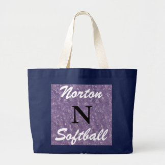 Norton Softball Tote Bag