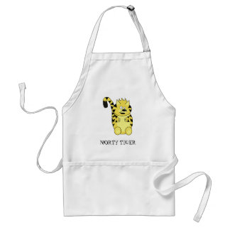 Norty Tiger Apron