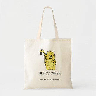 Norty Tiger Tote