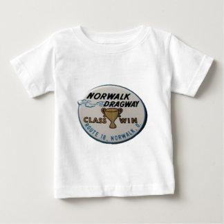 Norwalk Dragway Baby T-Shirt