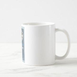 Norwalk Dragway Pit Pass Basic White Mug