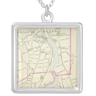 Norwalk, S Norwalk Silver Plated Necklace