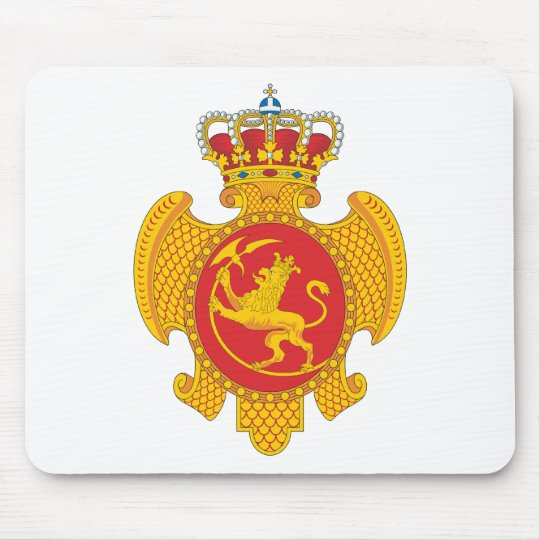 Norway 1733 Coat Of Arms Mouse Mat