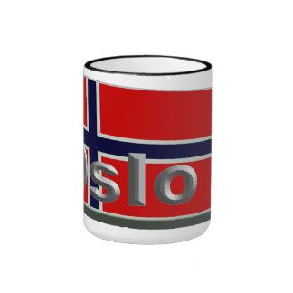 Norway 3D+H Mug