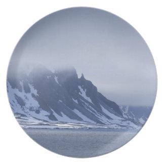 Norway, Arctic Circle, North Atlantic Ocean. Plate