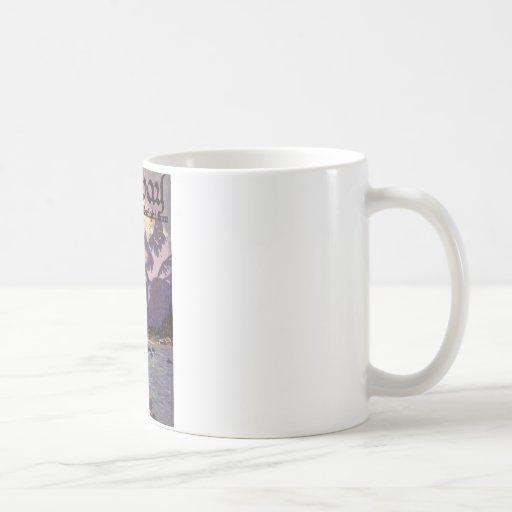 Norway Basic White Mug