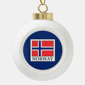 Norway Ceramic Ball Decoration