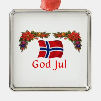Norway Christmas Christmas Ornament