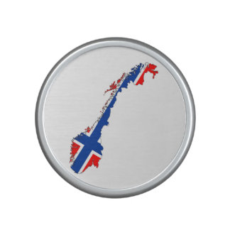 norway country flag map speaker