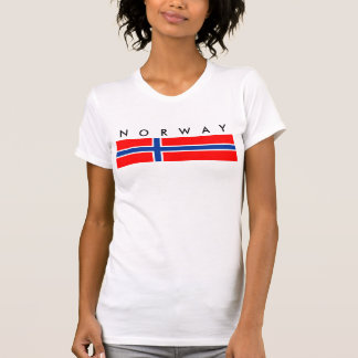 norway country flag nation symbol T-Shirt
