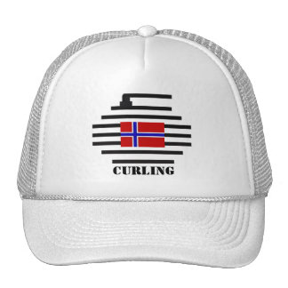 Norway Curling Cap