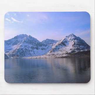 Norway, Entrance to a fjord Mouse Mat
