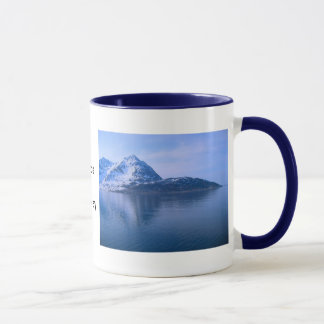 Norway, Entrance to a fjord Mug