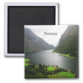 Norway Fjord Magnet